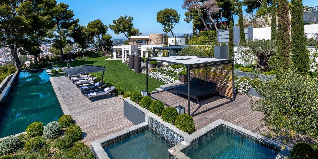 L'immobilier de luxe en forte croissance