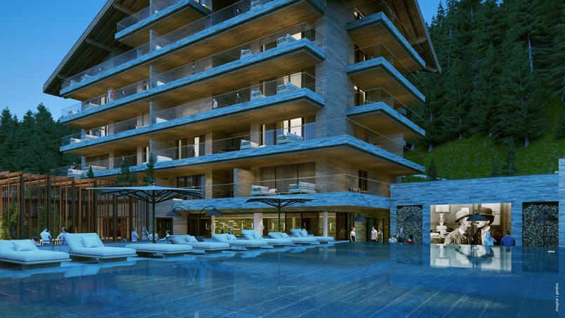 En Suisse, Crans Montana est le nouveau spot du luxe