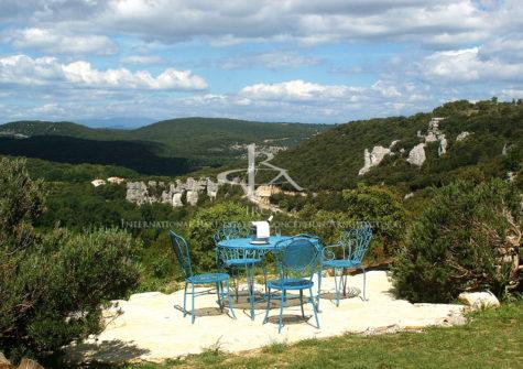 Hôtel Restaurant de charme en Gard Cévenol…