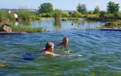 Baignades naturelles : il est temps de se jeter à l'eau